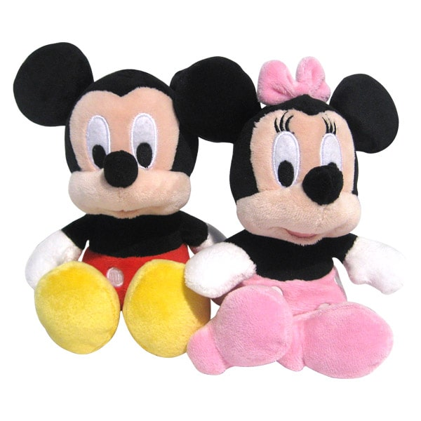 Peluche 20 cm Mickey and Co