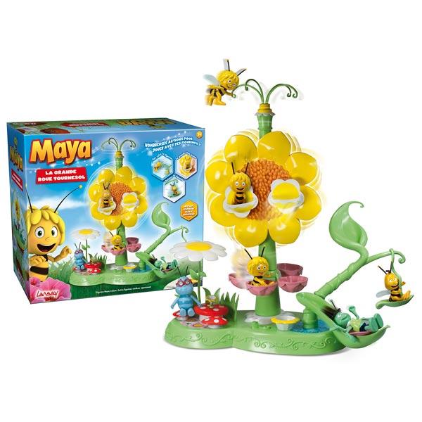 maya l 39 abeille jeux et jouets maya l 39 abeille sur king jouet. Black Bedroom Furniture Sets. Home Design Ideas