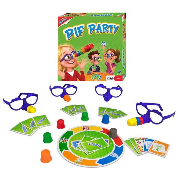 Pif Party  Jeux de Société  Achat / Vente jeu société  plateau