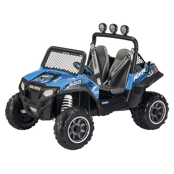 Buggy ranger rzr 900 12 volts peg perego king jouet for Housse auto canadian tire