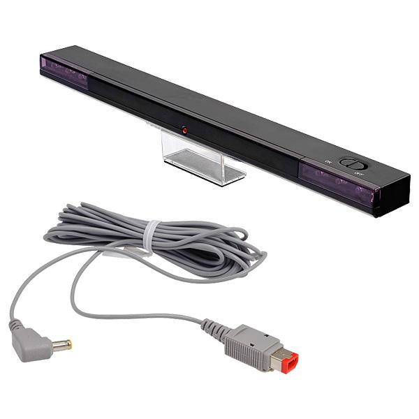 Sensor bar sans fil pour console Nintendo Wii+ Consoles de jeux + Nintendo WII