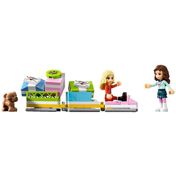 3316 le calendrier de l 39 avent lego friends lego king jouet lego planchettes autres lego. Black Bedroom Furniture Sets. Home Design Ideas