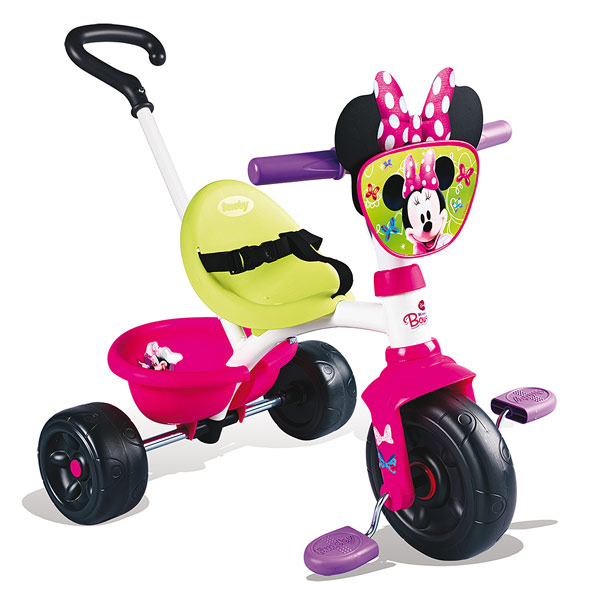 minnie tricycle be move smoby king jouet v los. Black Bedroom Furniture Sets. Home Design Ideas
