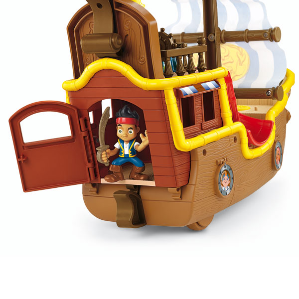 bucky le bateau musical de jake de mattel. Black Bedroom Furniture Sets. Home Design Ideas