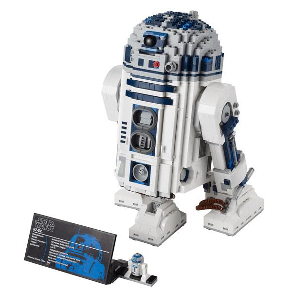 10225 star wars r2 d2 lego king jouet lego. Black Bedroom Furniture Sets. Home Design Ideas