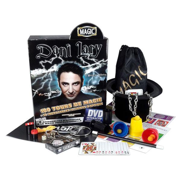 Coffret de magie Dani Lary + Dvd