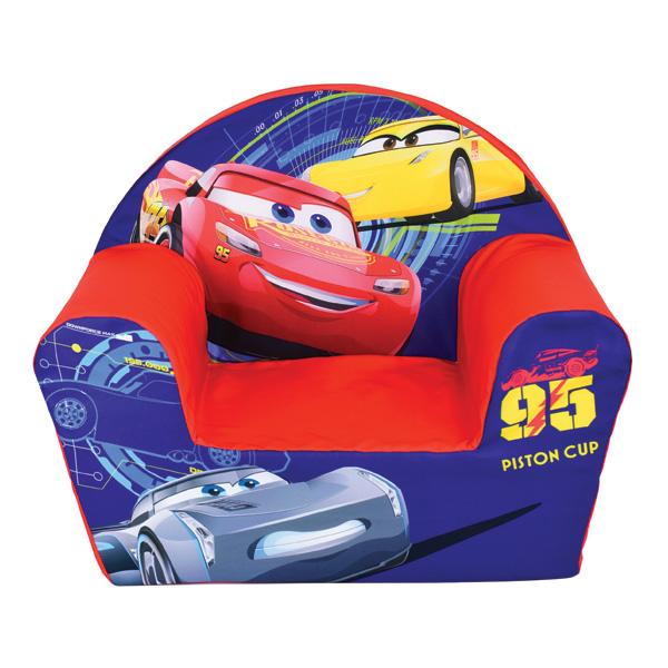 Fauteuil club cars fun house king jouet d coration de for Fauteuil voiture enfant