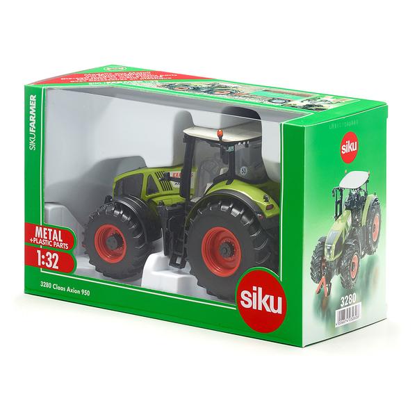 Tracteur Claas Axion 950