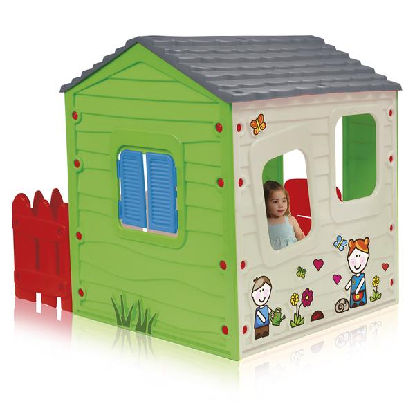 Maison country villa sun sport king jouet maisons for Maison plein air enfant