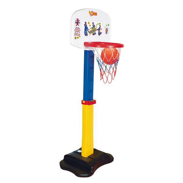 Panneau de basket junior sun sport king jouet jeux d 39 adresse et - Panier de basket avec pied ...