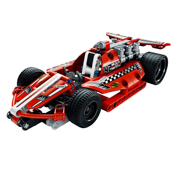 lego 42011 la voiture de course technic pas cher lego technic comparer les prix. Black Bedroom Furniture Sets. Home Design Ideas
