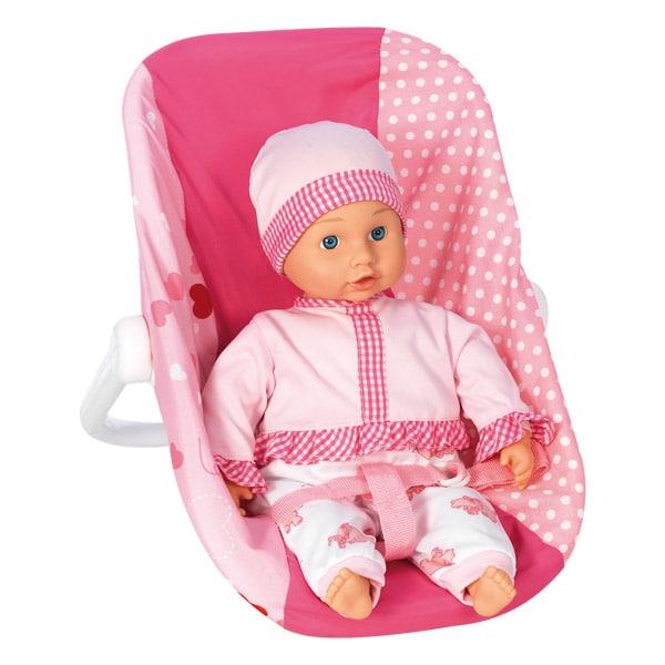 Si ge auto pour poup e love bebe king jouet accessoires for Acheter siege auto bebe