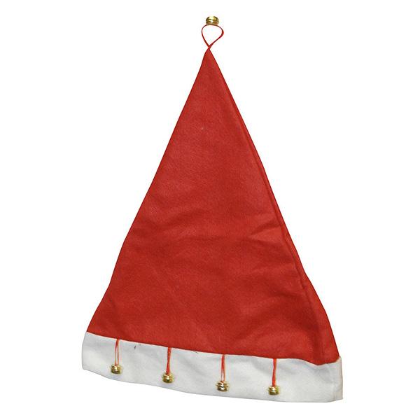 Bonnet Père Noël avec grelots