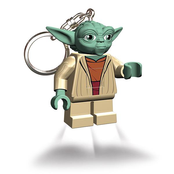 Lego Star Wars Porte Clé Led Yoda