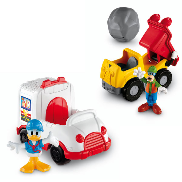 Véhicule de la Ferme Mickey Assortiment de Fisher Price