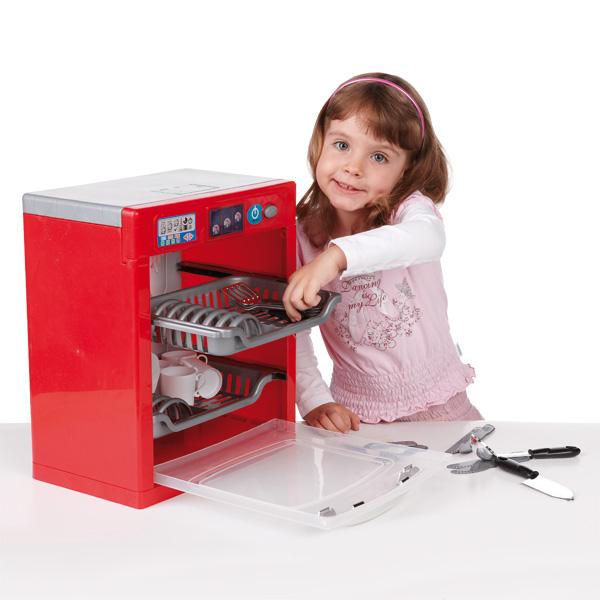 lave vaisselle lectronique funny home king jouet faire comme les grands funny home jeux d. Black Bedroom Furniture Sets. Home Design Ideas