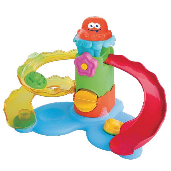Toboggan de bain de baby smile - Toboggan king jouet ...