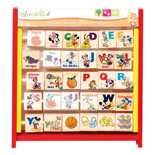 Wood n play jeux et jouets sur king jouet - Jouet alphabet ...