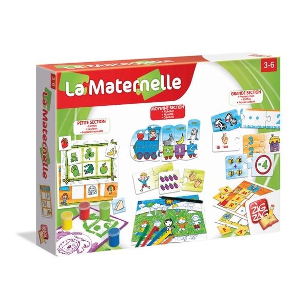 Coffret d'activités - La Maternelle