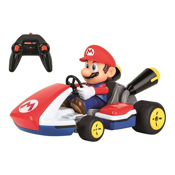 mario kart servotronic 1 16 me carrera king jouet voitures radiocommand es carrera. Black Bedroom Furniture Sets. Home Design Ideas