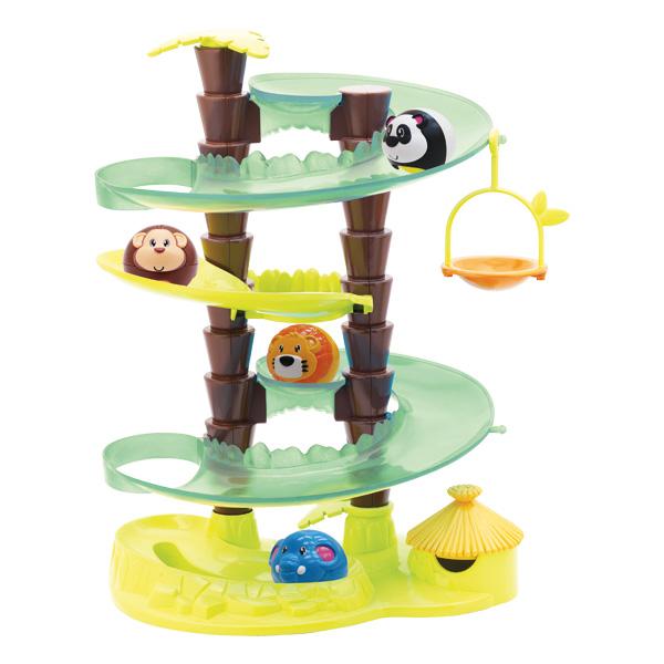 tizoo jungle tracks logitoys king jouet activit s d. Black Bedroom Furniture Sets. Home Design Ideas