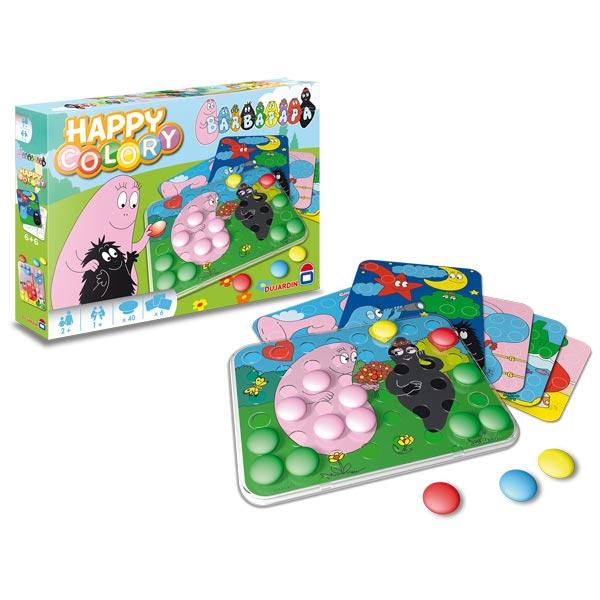 jeux jouets barbapapa page