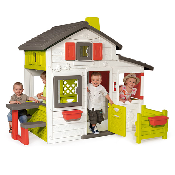 Smoby Maison Friends House Smoby King Jouet Maisons
