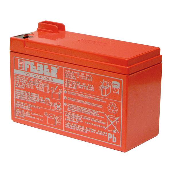 Batterie 12V - 7,2Ah