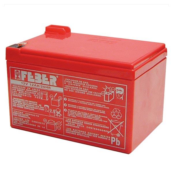 Batterie 12V - 10Ah