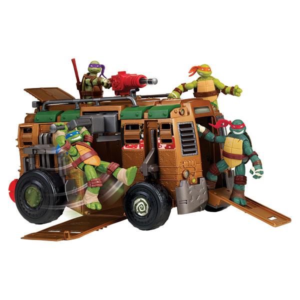 Tortues ninja le camion de combat giochi king jouet h ros univers giochi jeux d 39 imitation - Le nom des tortue ninja ...