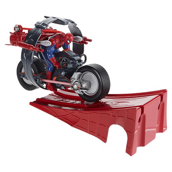 spiderman moto extrme