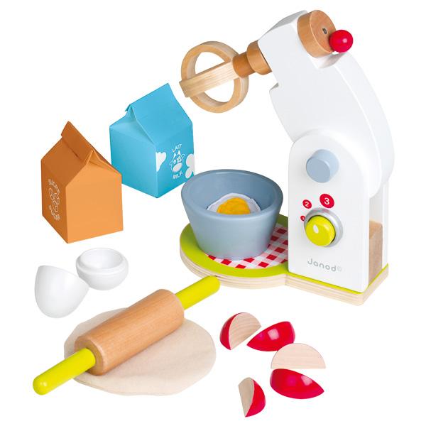 prix mixer picnik janod marchande et cuisine pour enfant jeux d 39 imiation pour enfant sur prix. Black Bedroom Furniture Sets. Home Design Ideas