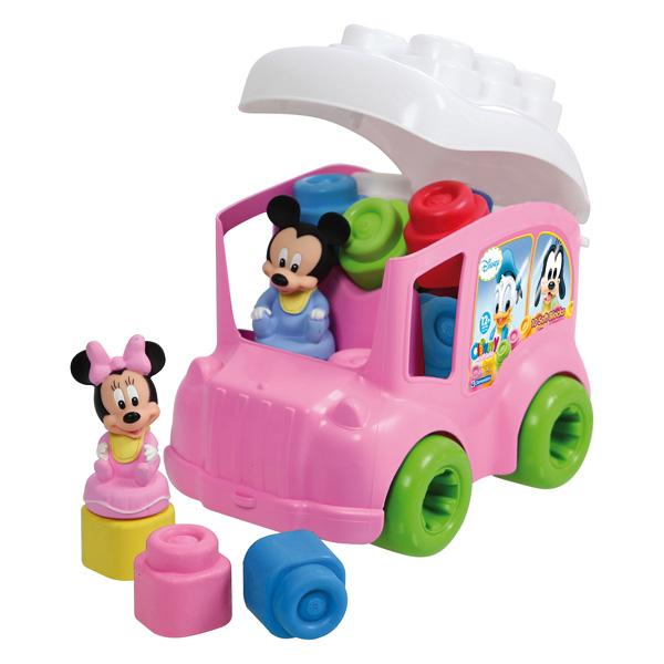 Baby Clemmy Le Bus de Minnie de Clementoni