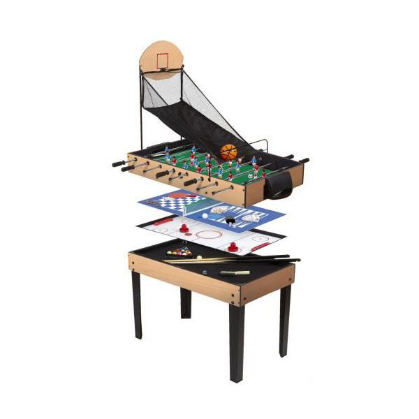 be2de96130078 Table Multijeux Basket Arcade Jeux   King Jouet
