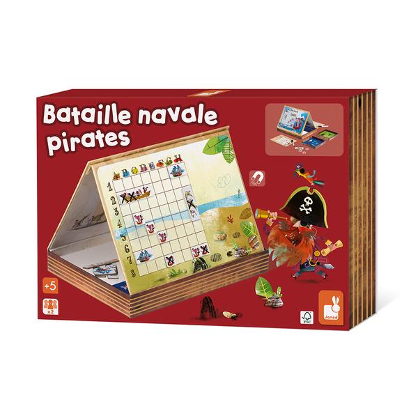La bataille navale pirates