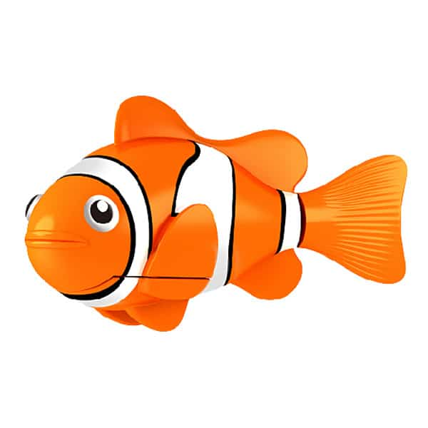 Robot poisson for Poisson clown prix