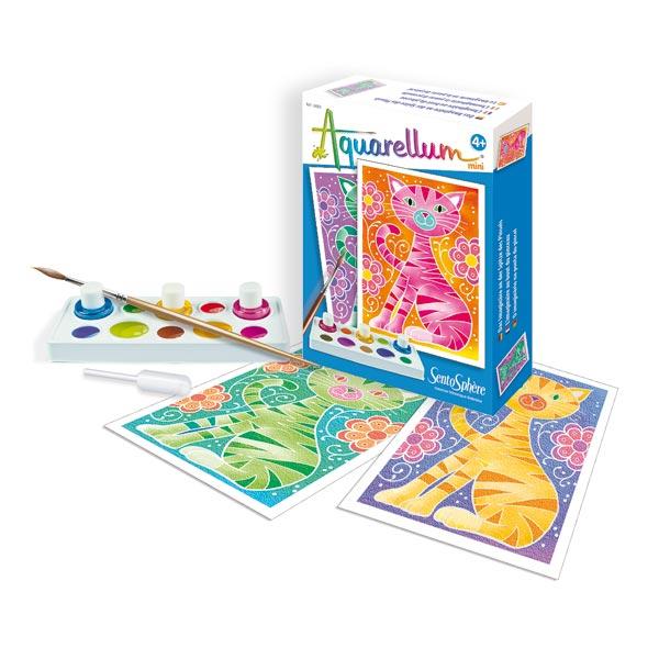 Aquarellum Mini Chats