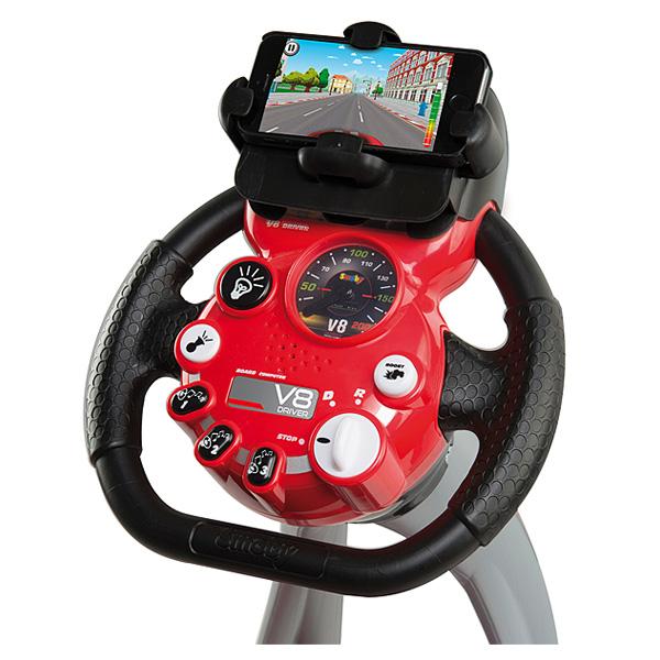 Simulateur de conduite v8 driver