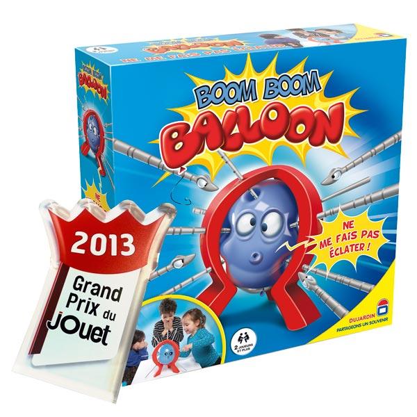 Boom Boom Balloon  Un jeu de Frans Rookmaaker  Jeu de société  Tric Trac