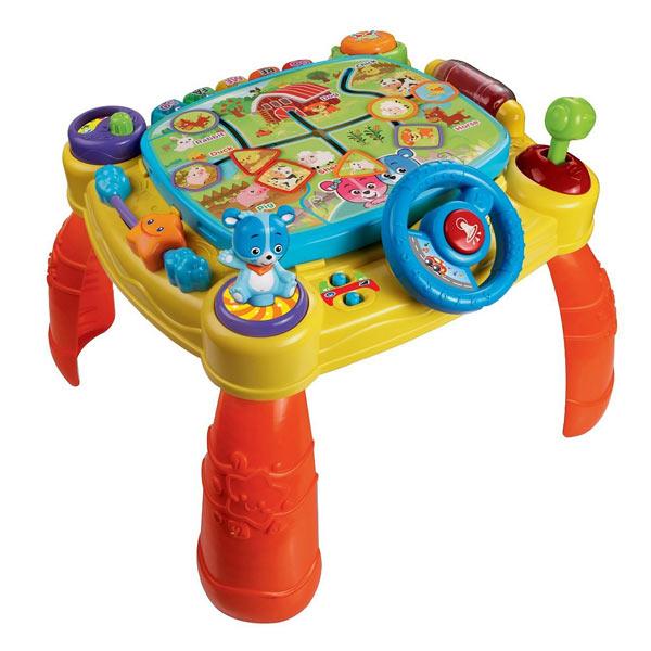 ma table d 39 activit s little app vtech king jouet jeux d. Black Bedroom Furniture Sets. Home Design Ideas