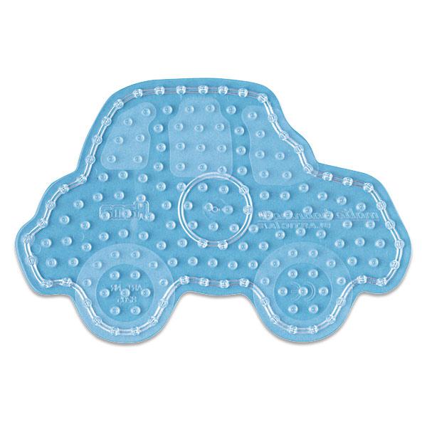 plaque transparente pour perles repasser voiture hama. Black Bedroom Furniture Sets. Home Design Ideas