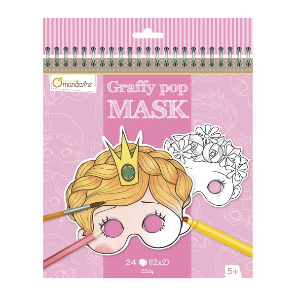 Graffy Pop Masques Fille