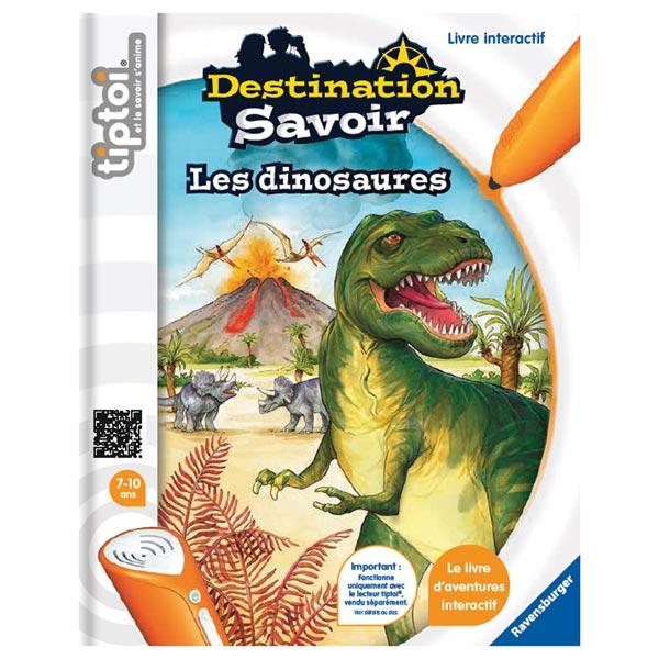 Livre Tiptoi Les Dinosaures
