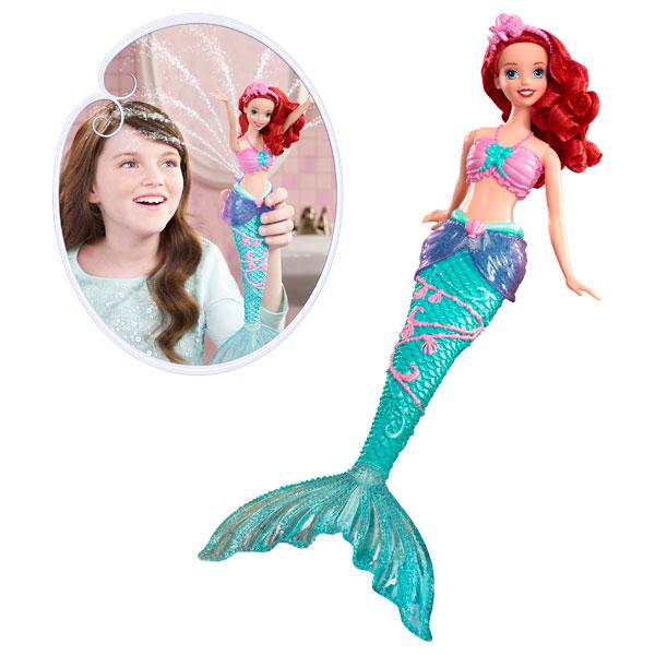 Ariel jeux aquatiques Mattel : King Jouet, poupées mannequin