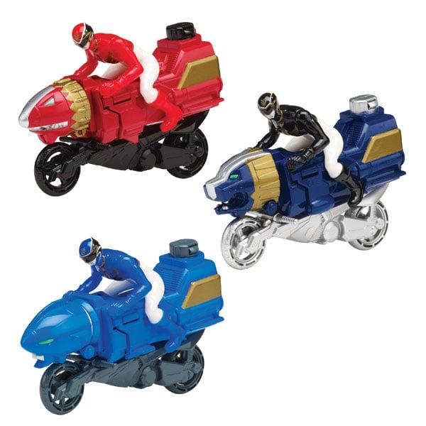 Power rangers moto super megaforce de bandai - Moto power rangers megaforce ...