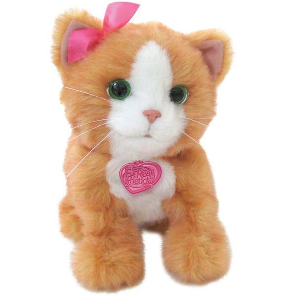 Furreal friend mon chat joueur hasbro king jouet peluches interactives hasbro poup es - Moustache mon chat hasbro ...
