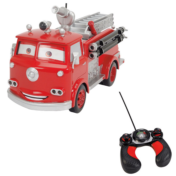camion pompier radiocommand cars red fire majorette. Black Bedroom Furniture Sets. Home Design Ideas