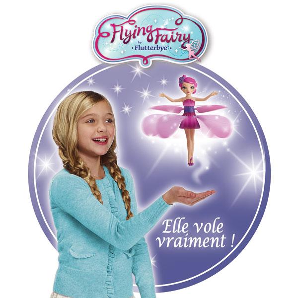 fe volante flying fairy
