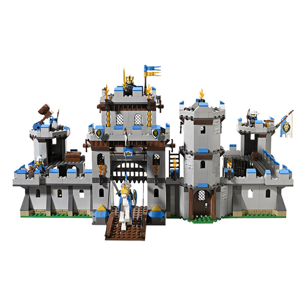 70404 ch teau fort lego king jouet lego planchettes autres lego jeux de construction. Black Bedroom Furniture Sets. Home Design Ideas