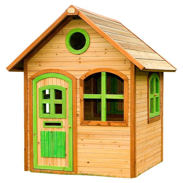 Maisonnette julia axi king jouet maisons tentes et autres axi sport et jeux de plein air for Maisonnette bois
